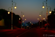 Awesome street lamps